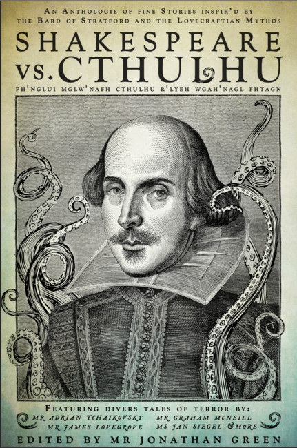 Shakespeare Vs. Cthulhu