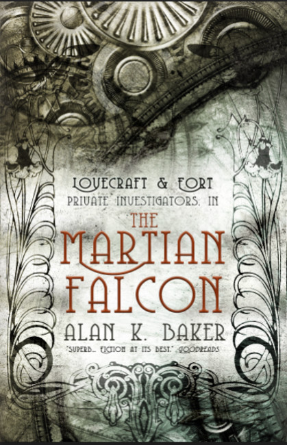 The Martian Falcon