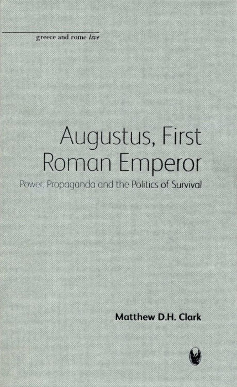 Augustus, First Roman Emperor