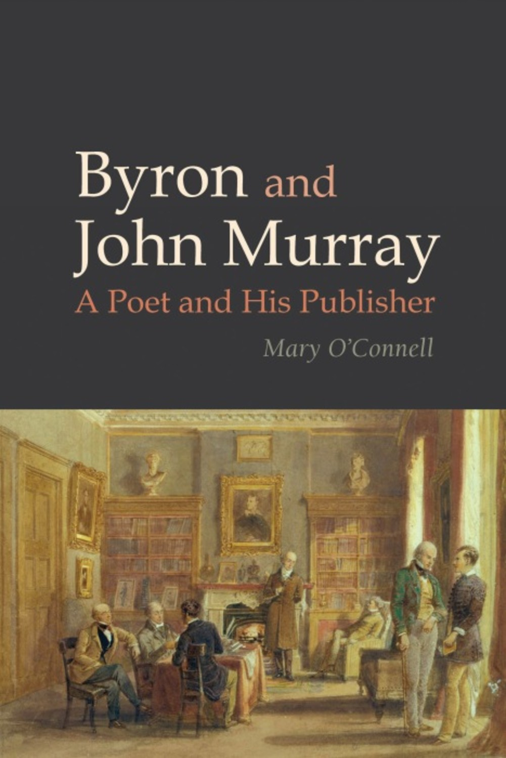 Byron and John Murray