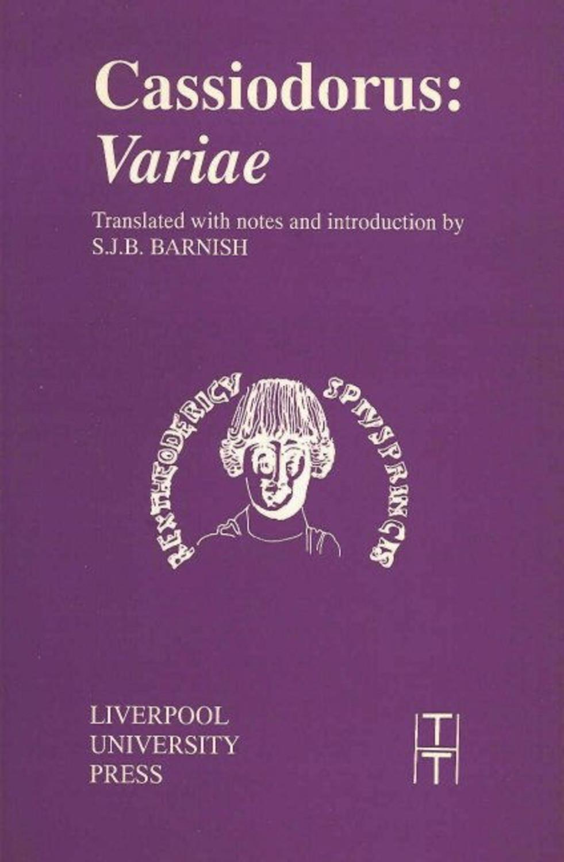 Cassiodorus: Variae