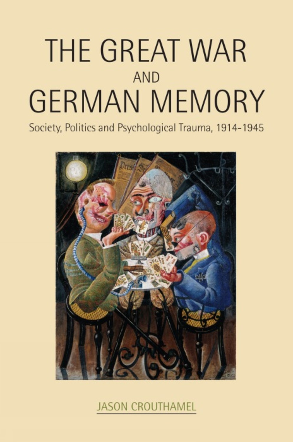 The Great War and German Memory