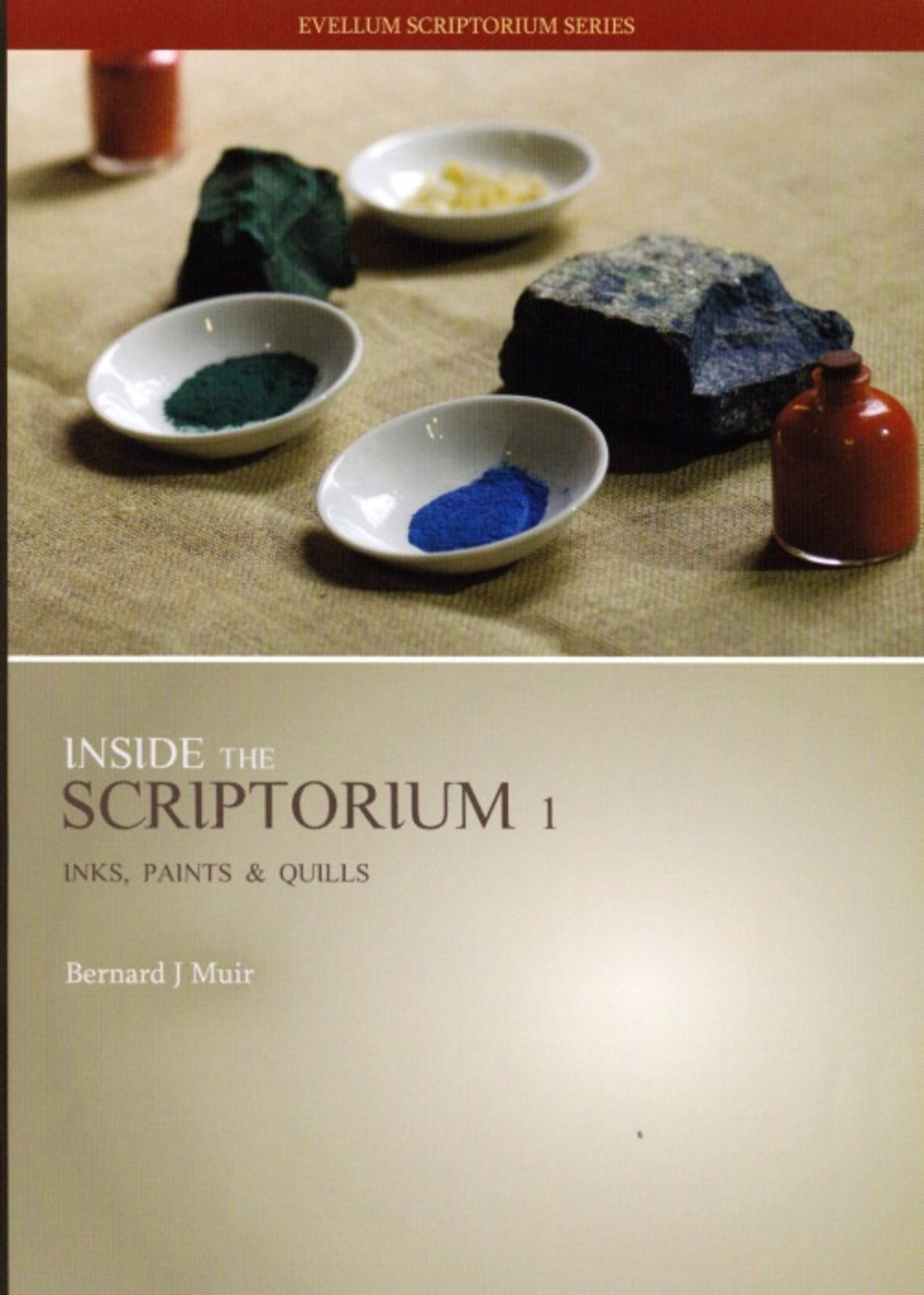 Inside the Scriptorium 1: Inks, Paints & Quills DVD