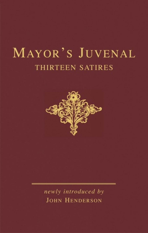 Mayor's Juvenal (two volume slipcased set)