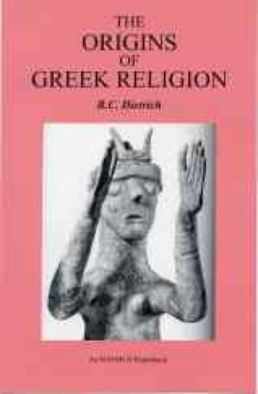 The Origins of Greek Religion
