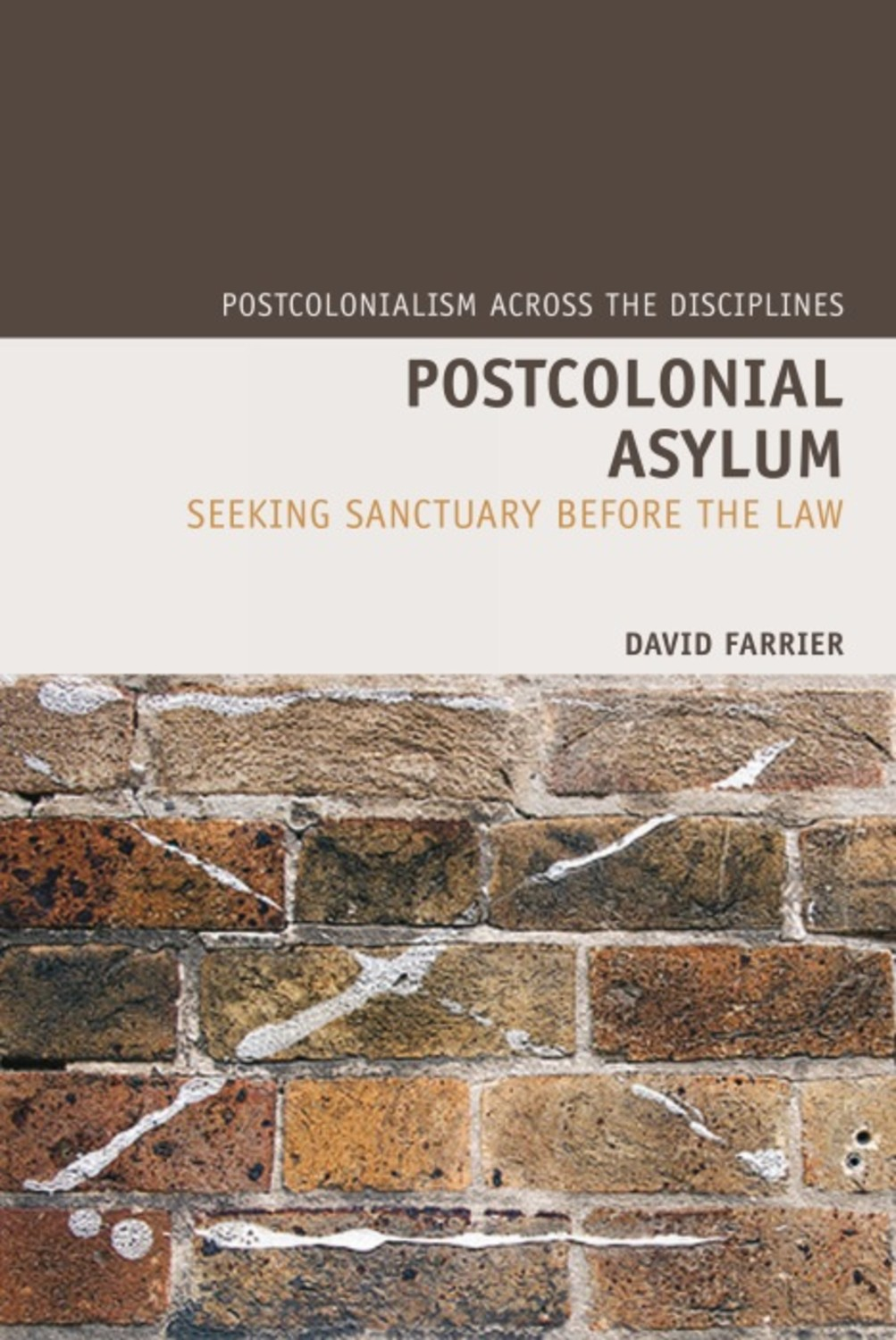 Deconstruction and the Postcolonial: At the Limits of Theory