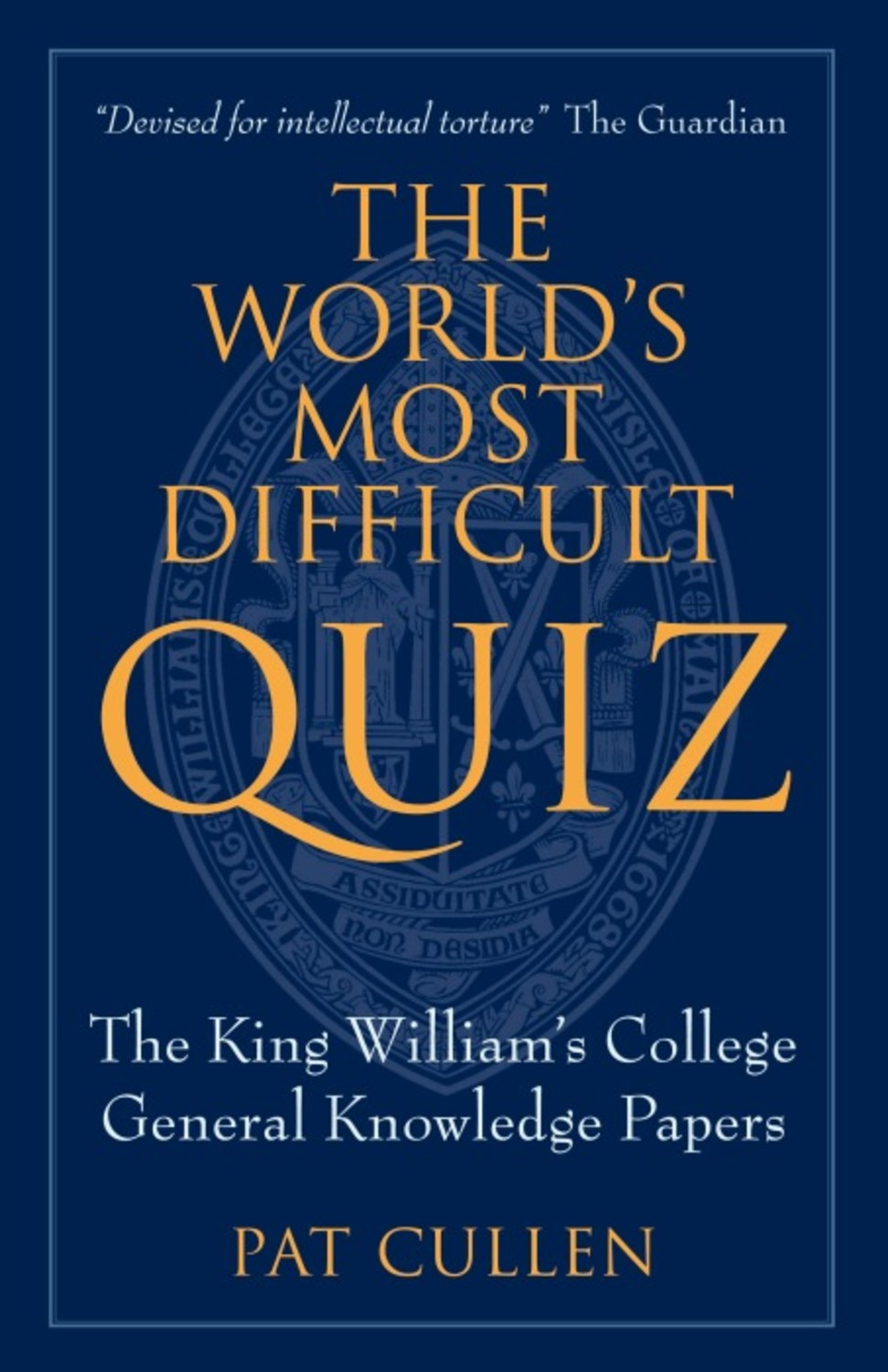 The World's Most Difficult Quiz