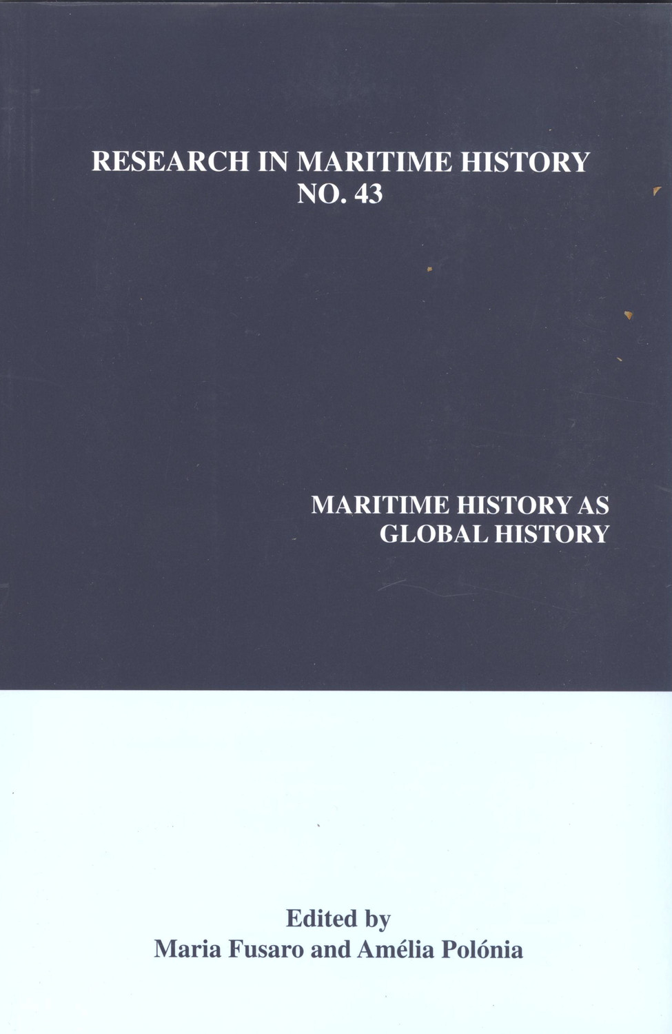 Maritime History as Global History