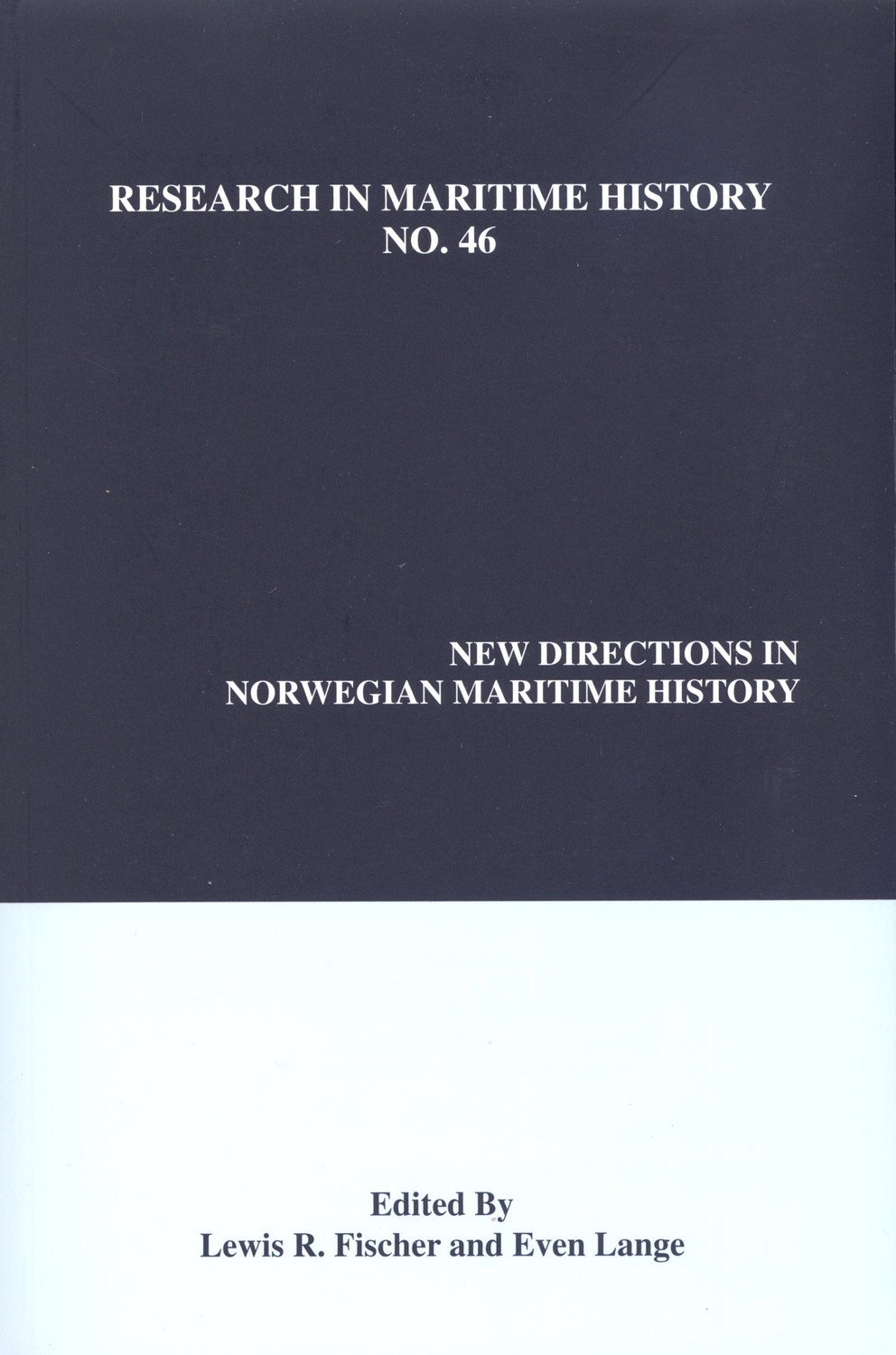 New Directions in Norwegian Maritime History