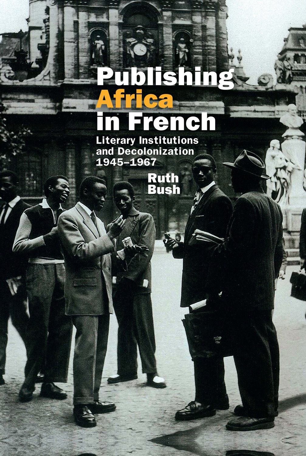 Publishing Africa in French