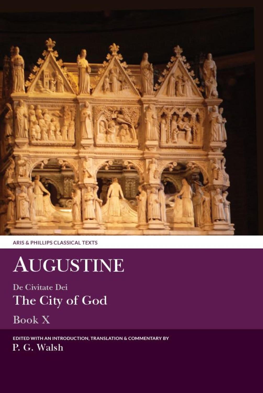 Augustine: De Civitate Dei X