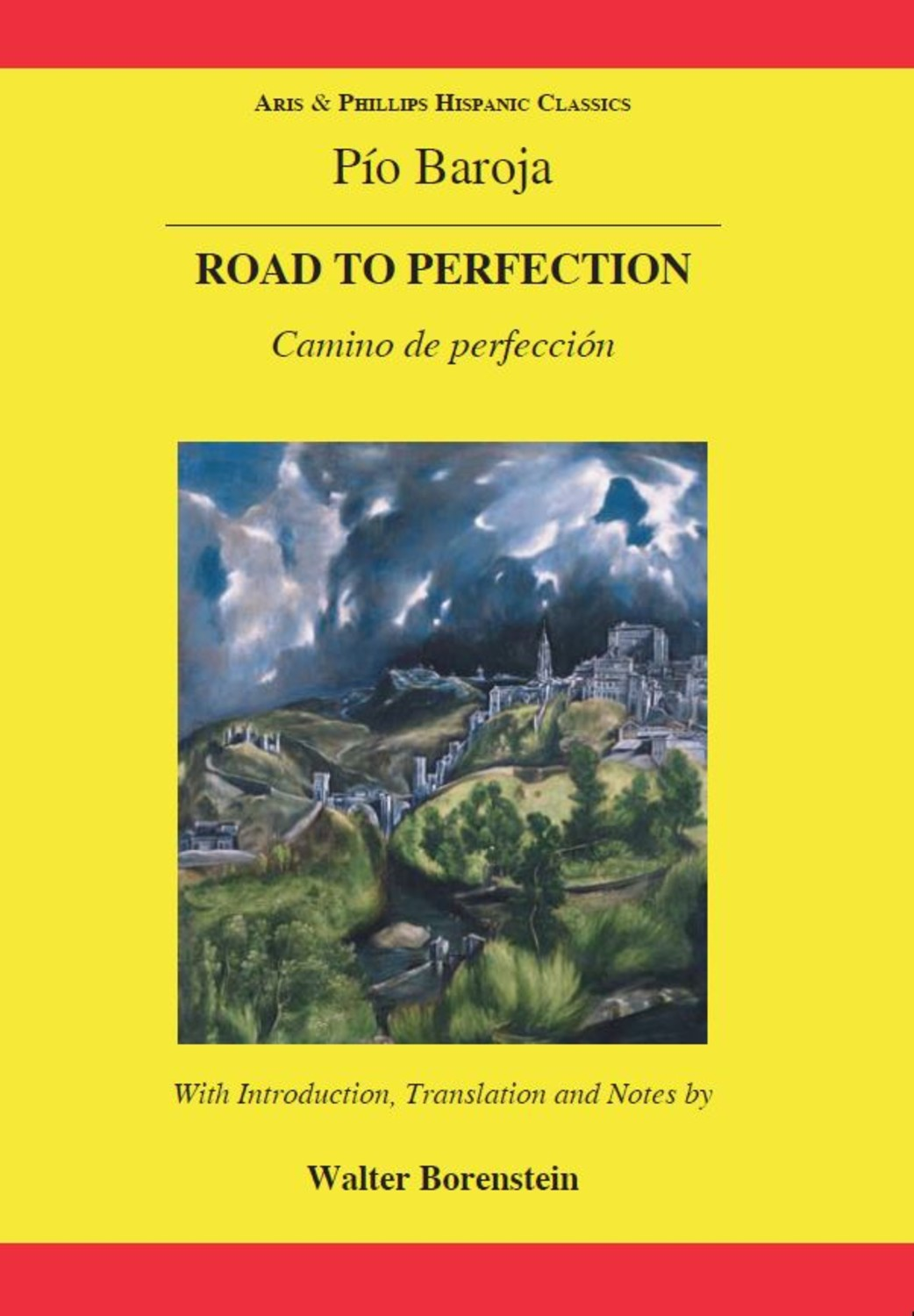 Baroja:The Road to Perfection