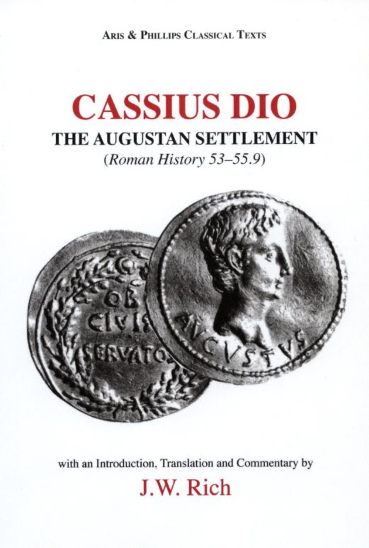 Cassius Dio: Roman History 53.1 - 55.9