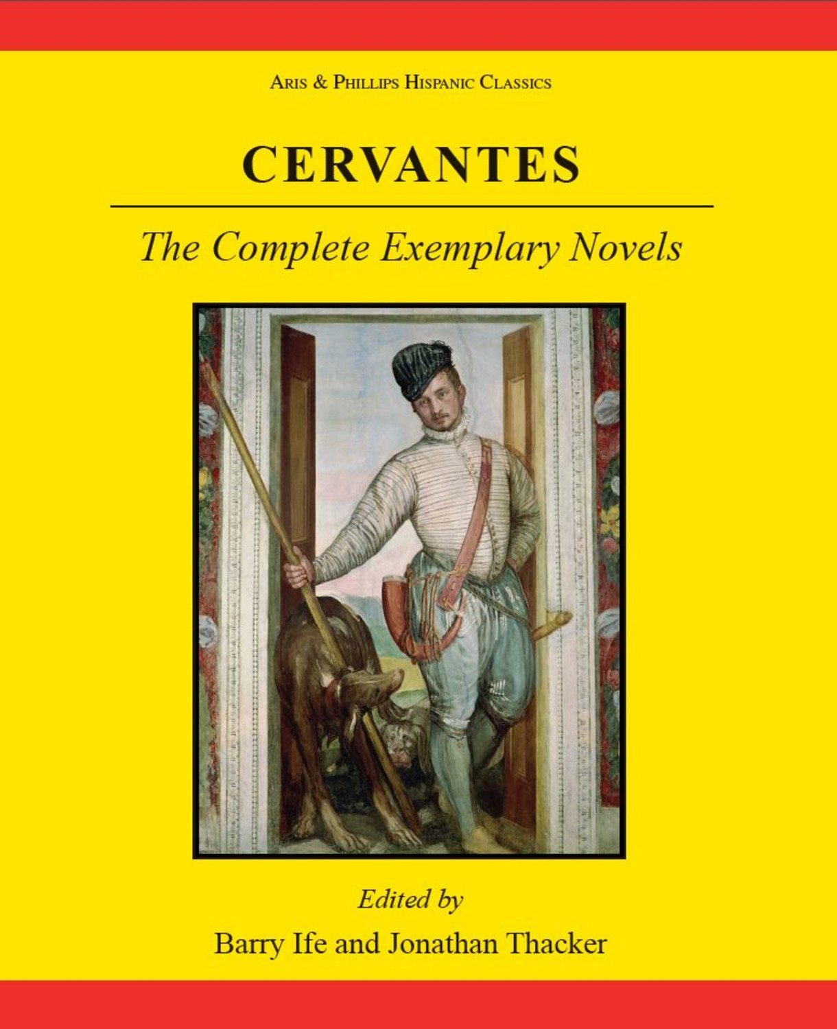 Cervantes: The Complete Exemplary Novels