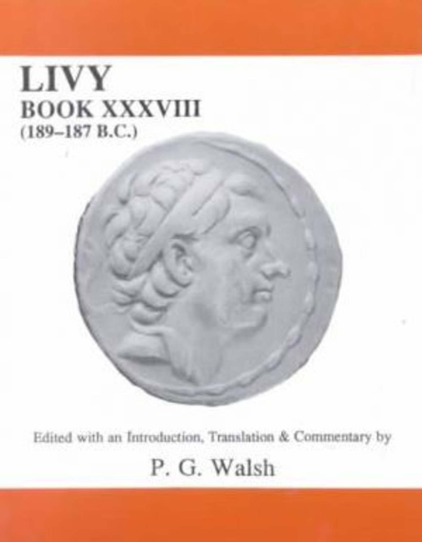 Livy: Book XXXVIII