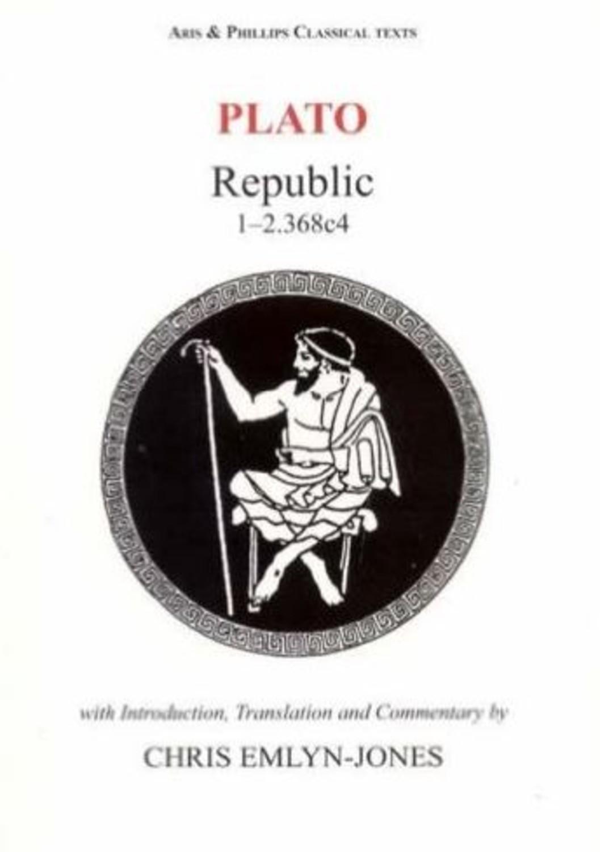 Plato: Republic I and II (-368c)