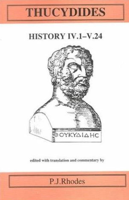 Thucydides:History IV 1-V 24