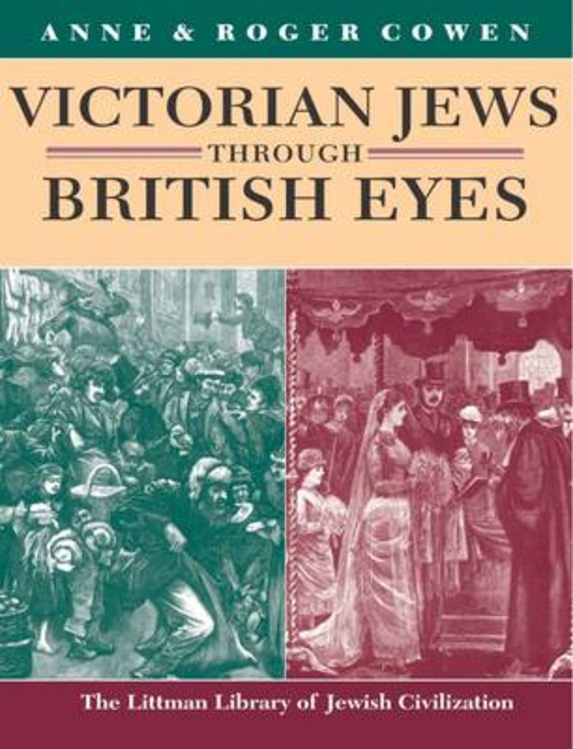 Victorian Jews Through British Eyes