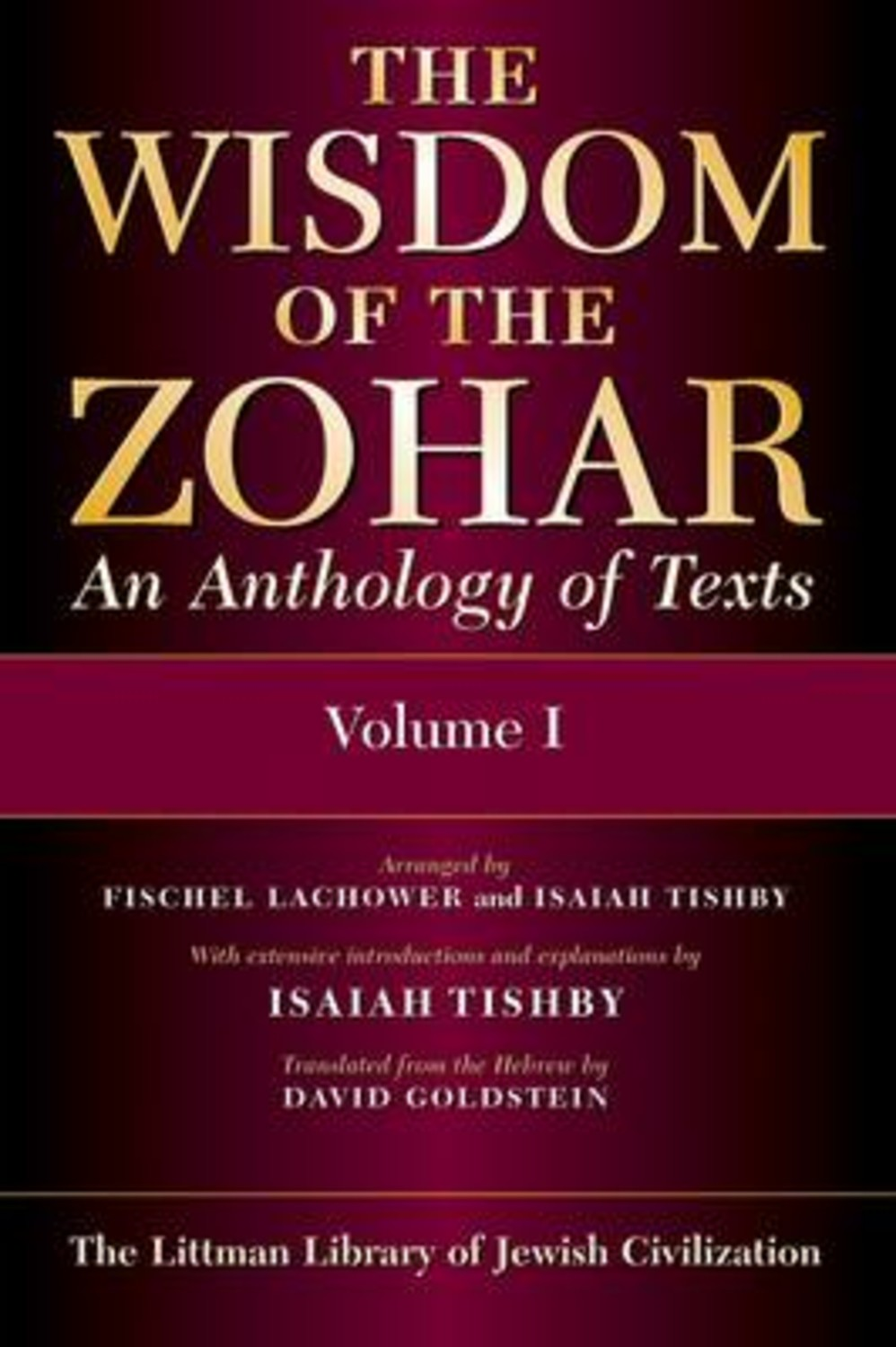 The Wisdom of the Zohar