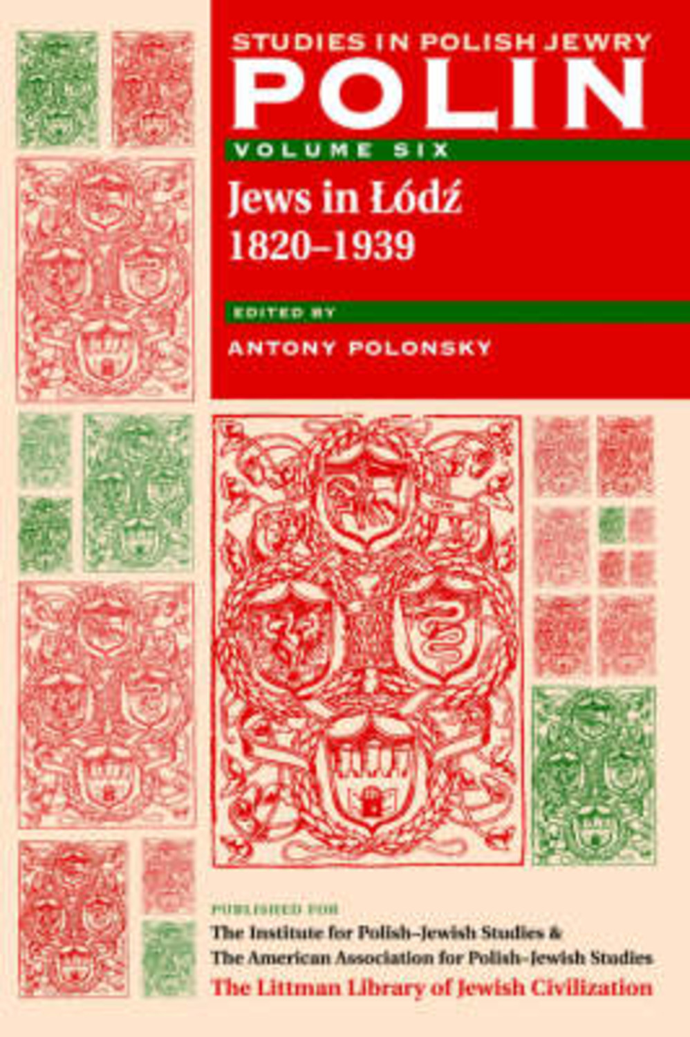Polin: Studies in Polish Jewry Volume 6