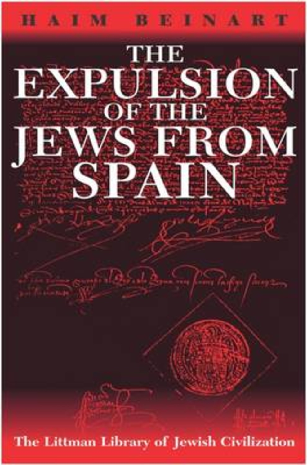 The Expulsion of the Jews from Spain