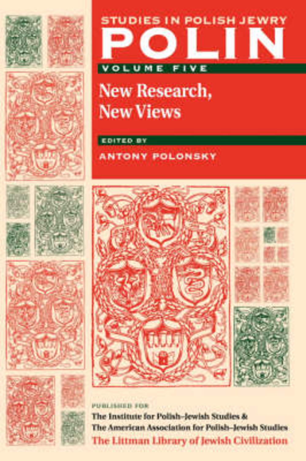 Polin: Studies in Polish Jewry Volume 5