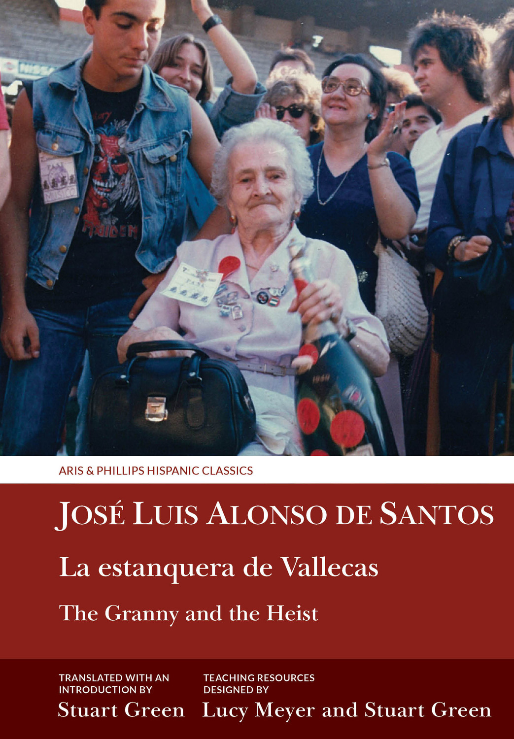 The Granny and the Heist / La estanquera de Vallecas