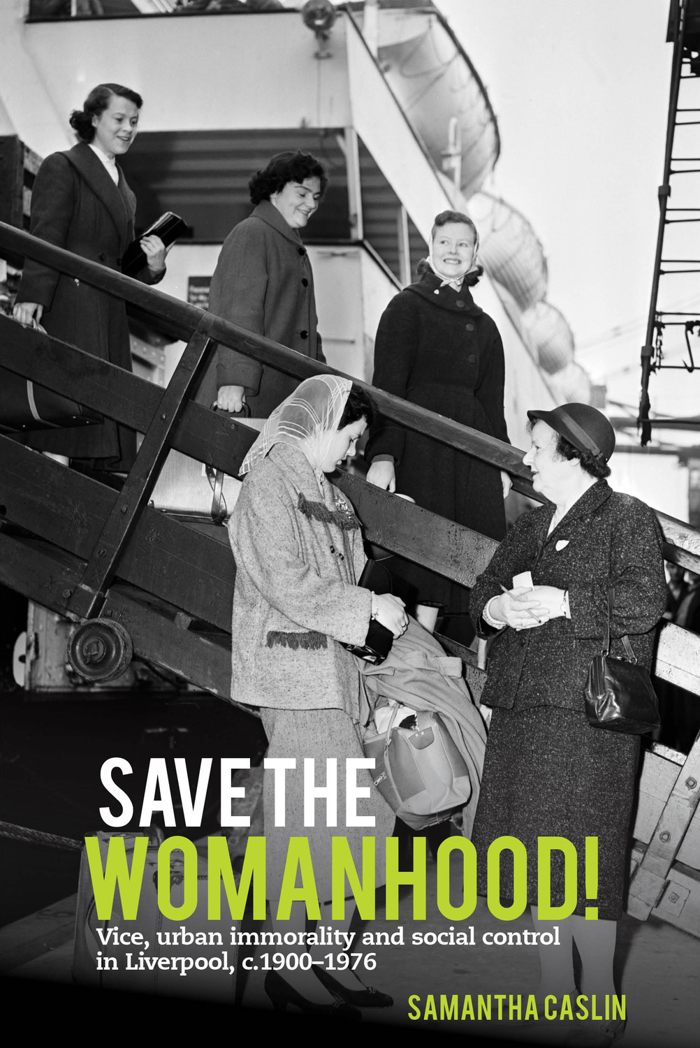 Save the Womanhood!