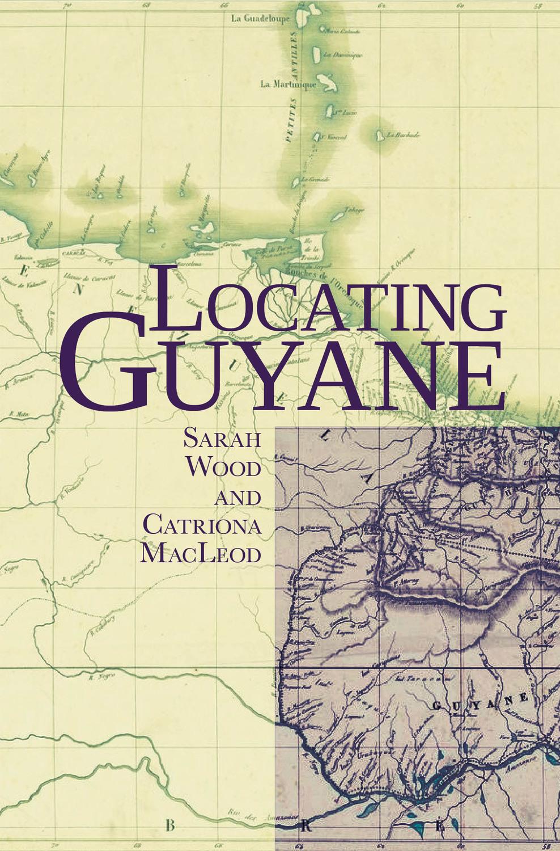 Locating Guyane