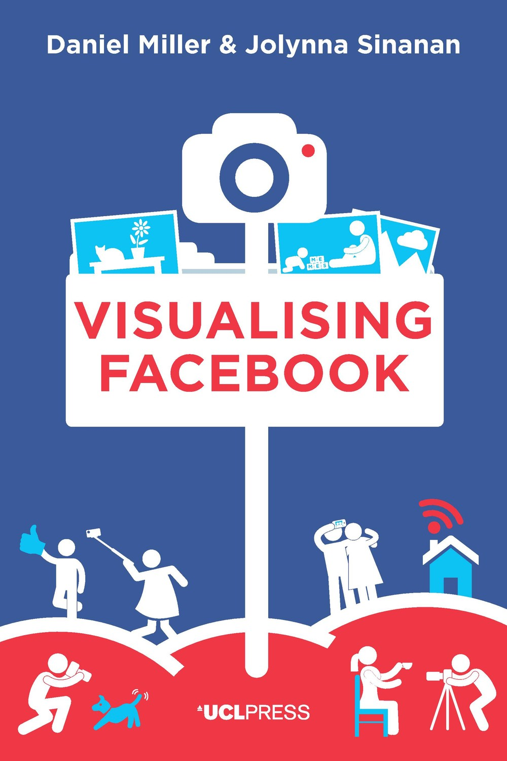 Visualising Facebook