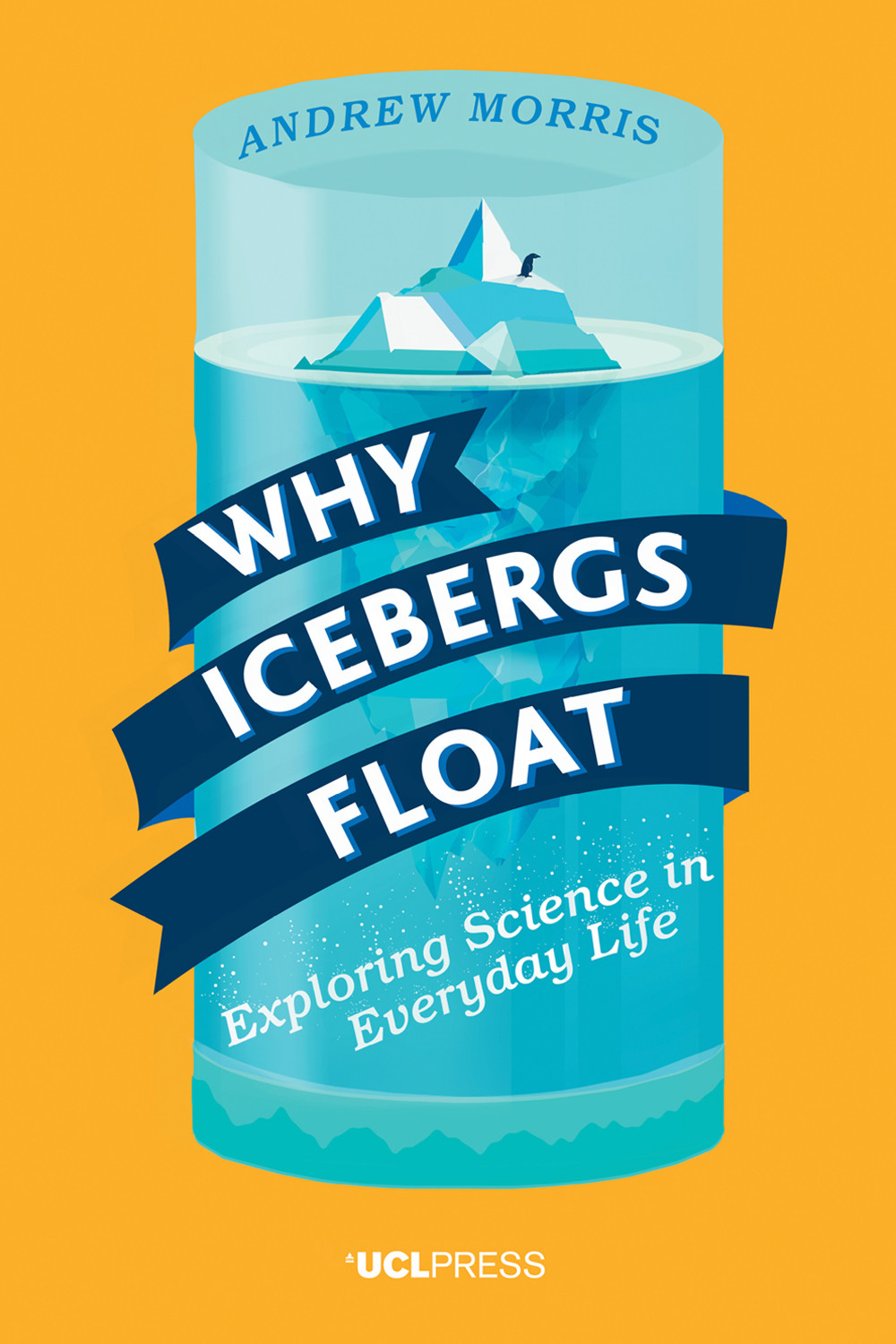Why Icebergs Float