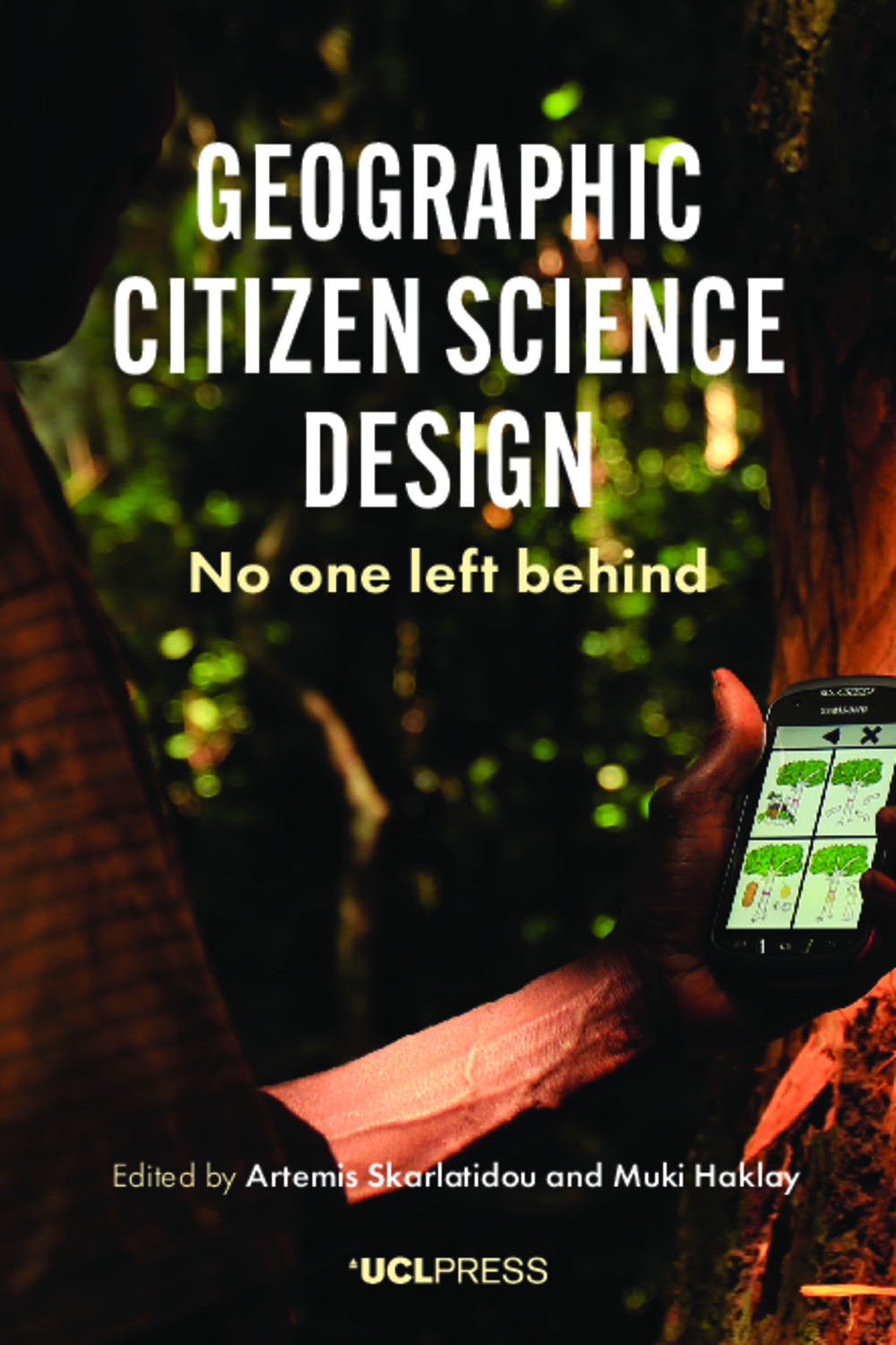 Geographic Citizen Science Design