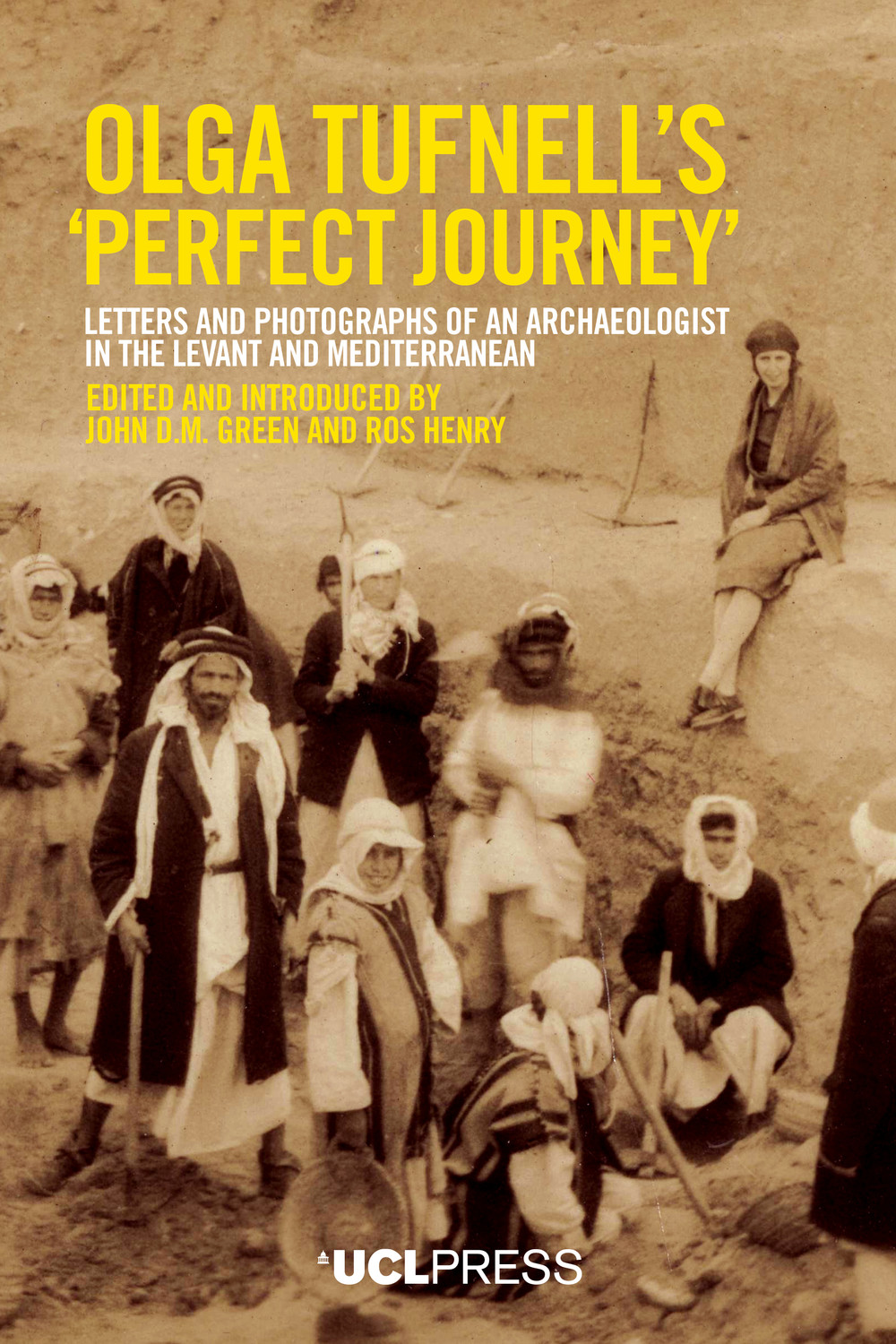 Olga Tufnell's 'Perfect Journey'
