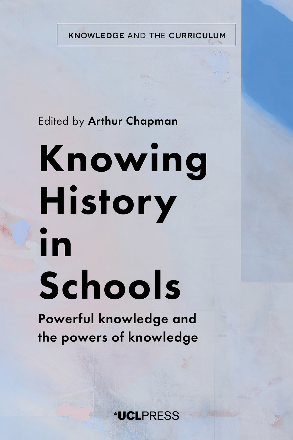 Knowing History in Schools