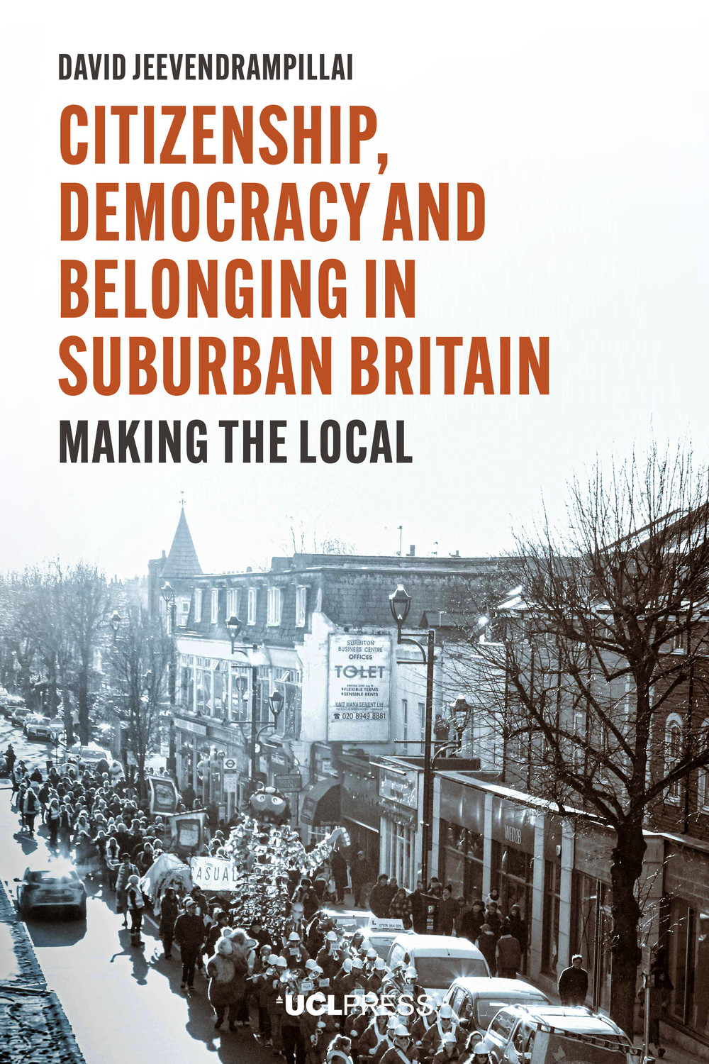 Citizenship, Democracy and Belonging in Suburban Britain