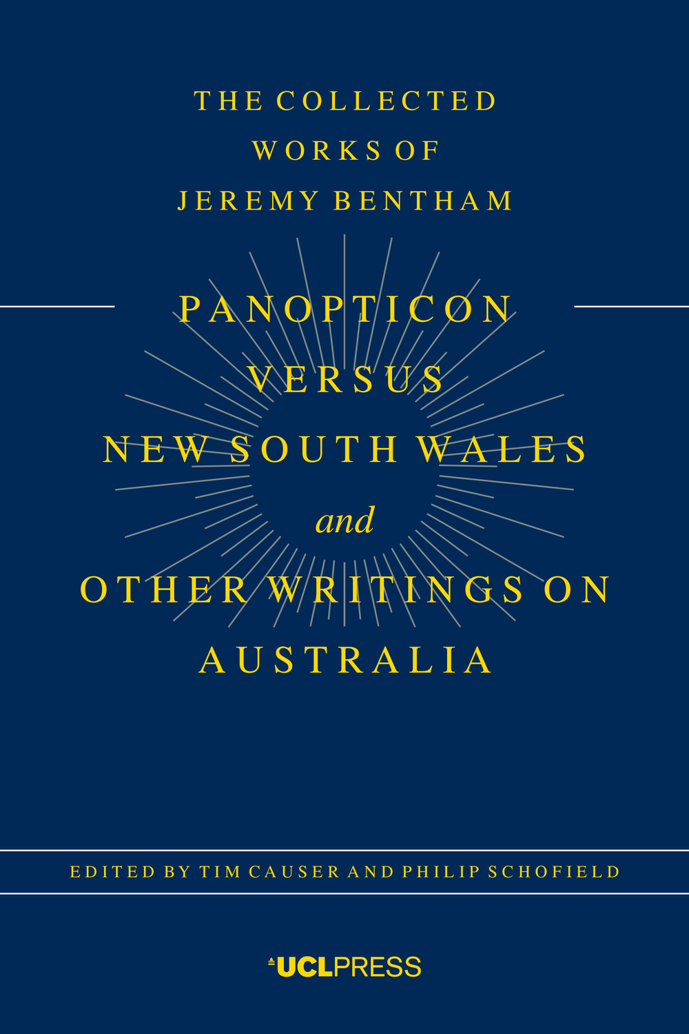 Panopticon versus New South Wales and other writings on Australia