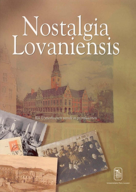 Nostalgia Lovaniensis