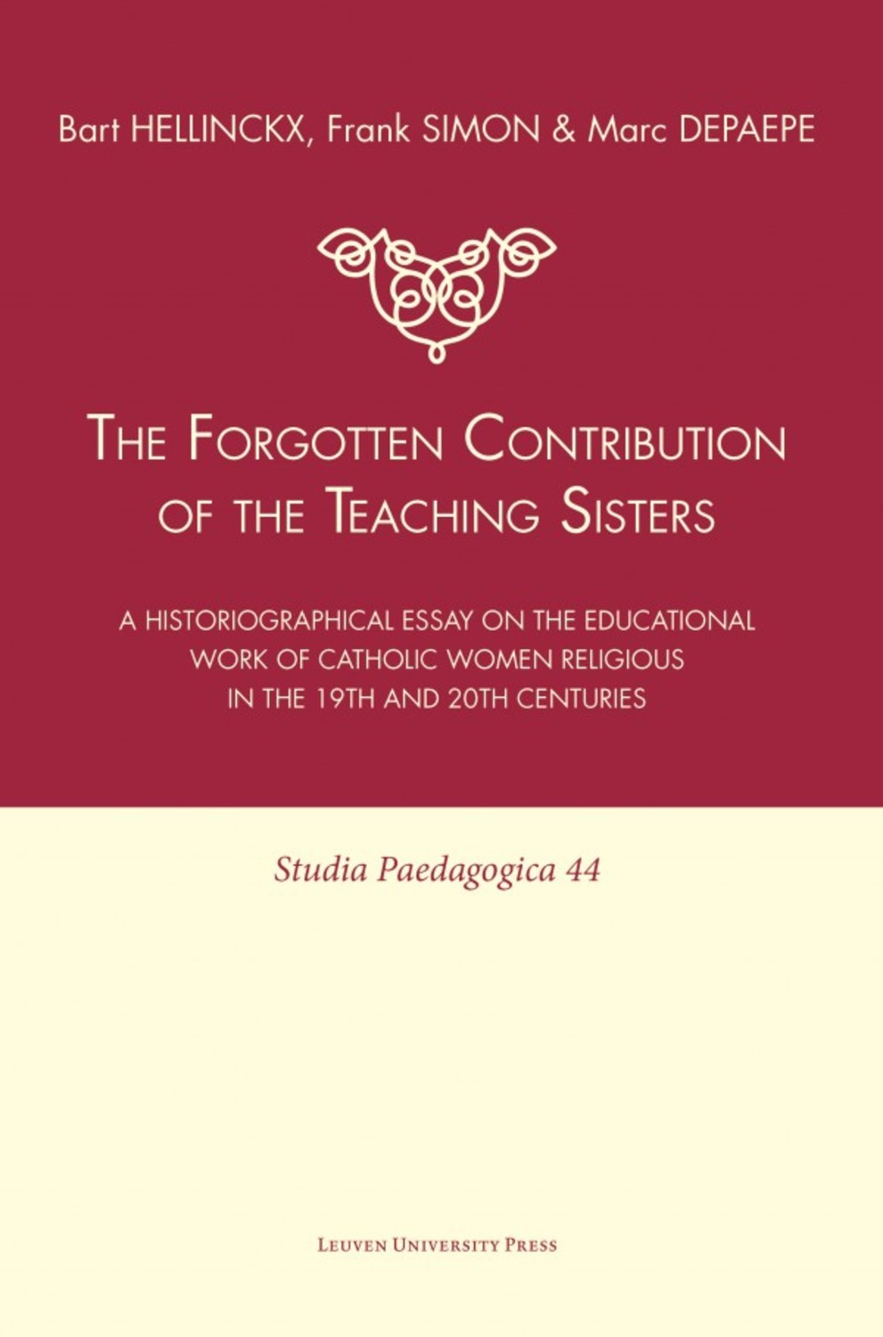 The Forgotten Contribution of the Teaching Sisters