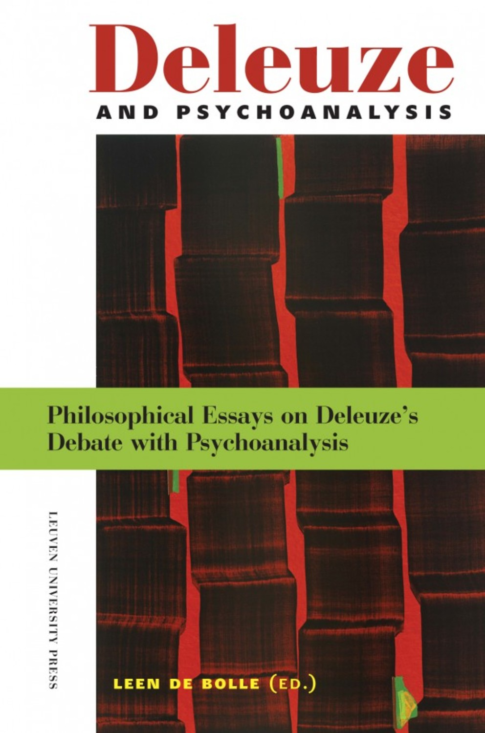 Deleuze and Psychoanalysis