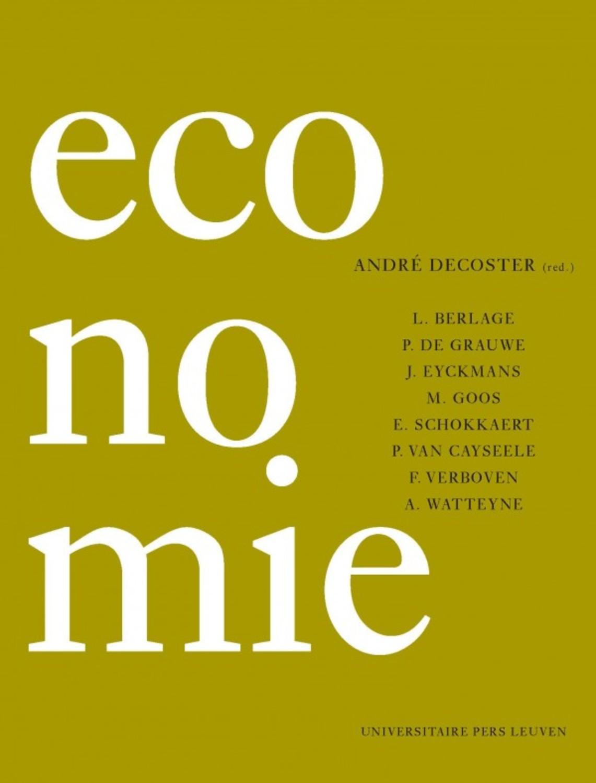 Economie. Een inleiding - gewijzigde herdruk 2013