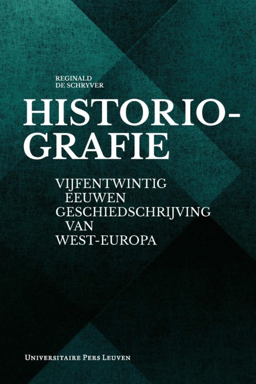 Historiografie - herdruk 2013