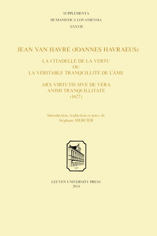 Jean van Havre (Joannes Havraeus)
