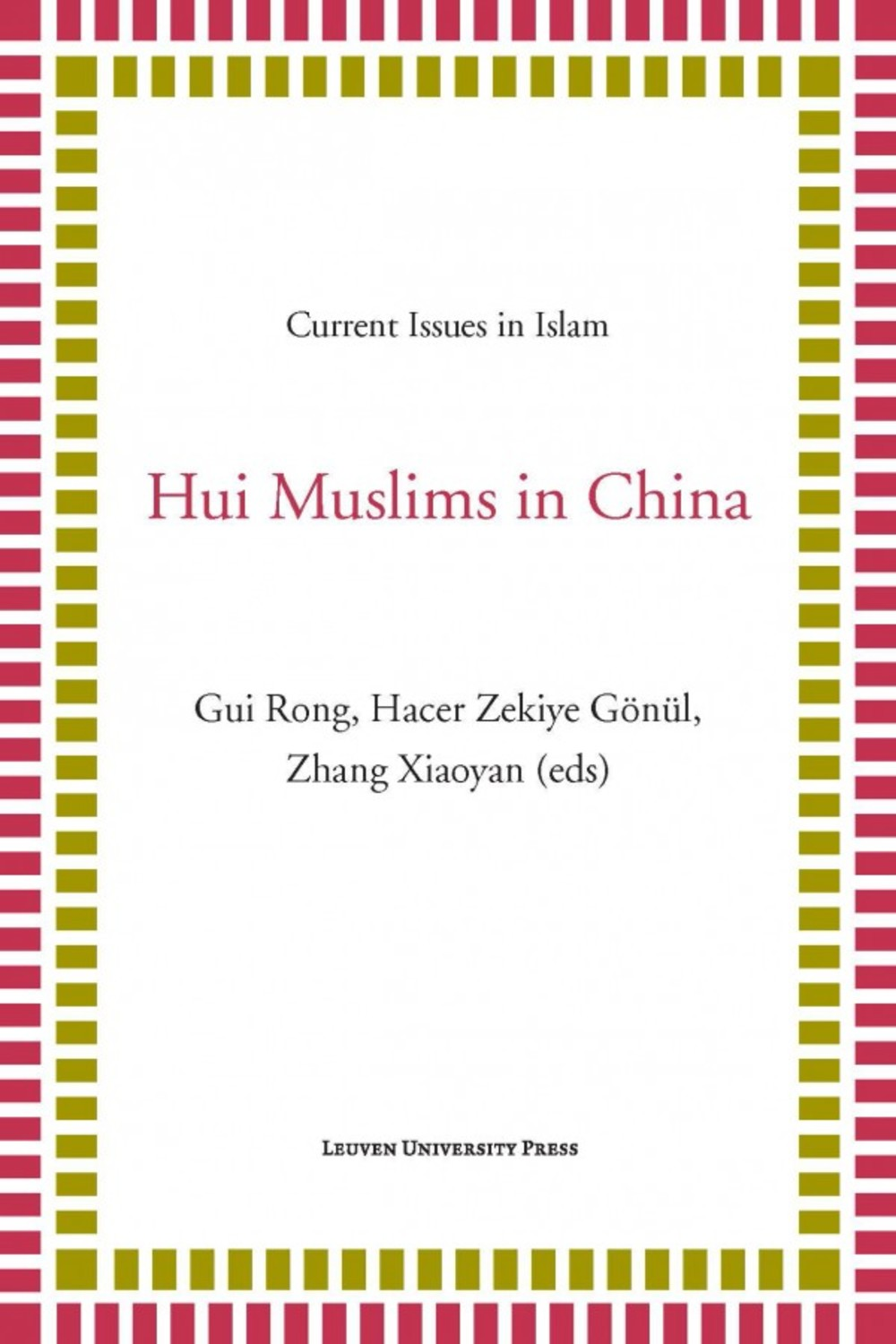 Hui Muslims in China