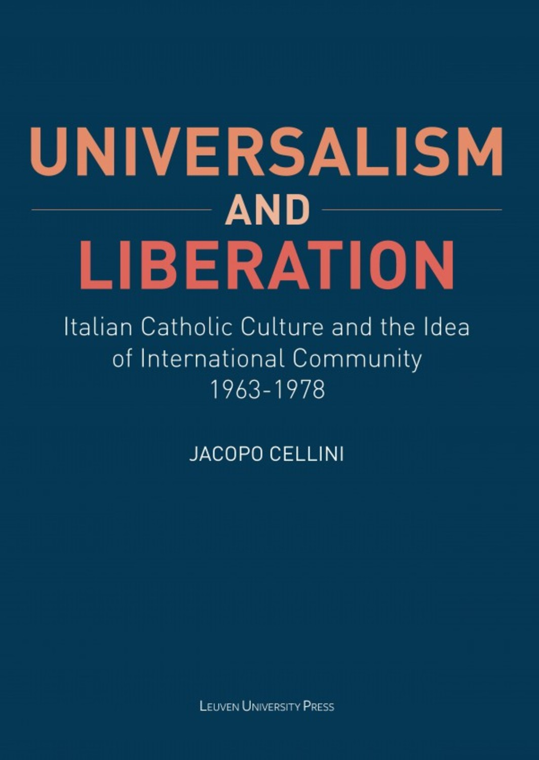 Universalism and Liberation