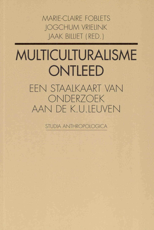 Multiculturalisme ontleed