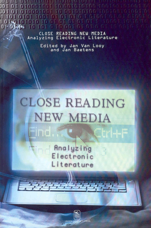 Close Reading New Media