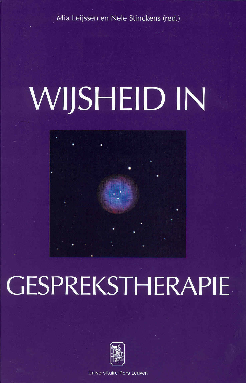 Wijsheid in gesprekstherapie - paperback