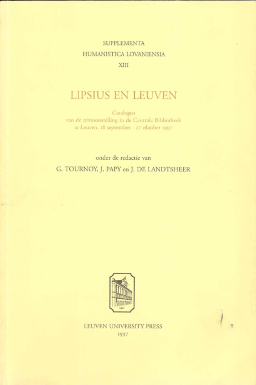 Lipsius en Leuven