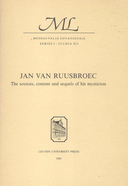 Jan van Ruusbroec