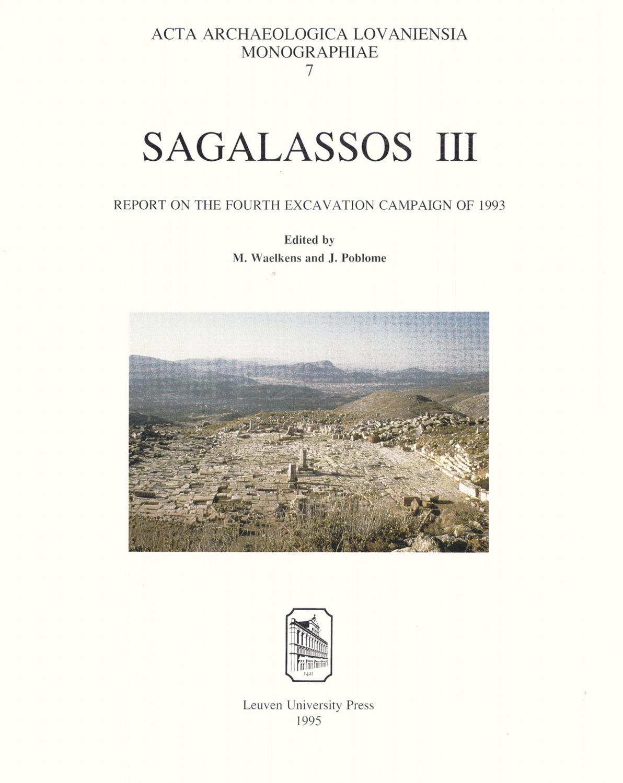 Sagalassos III